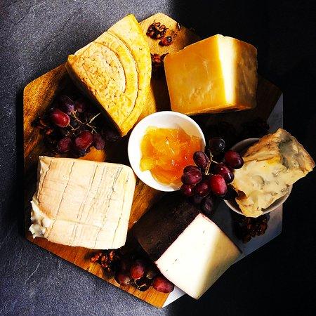 PerBacco!: Cheese Platter