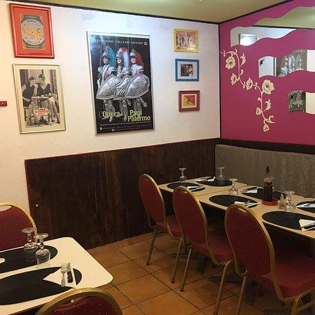 Juvignac, France : Palermo Pizza
