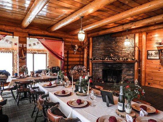 West Forks, ME: Special function, wedding