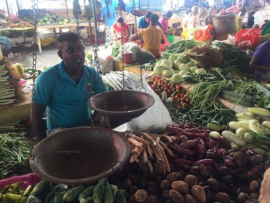 Talpe, Sri Lanka: Veg