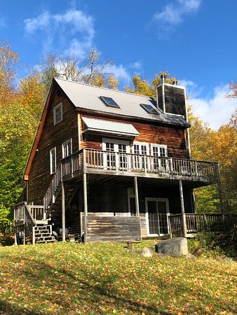 Newfane, VT: Beautiful house in gorgeous area!