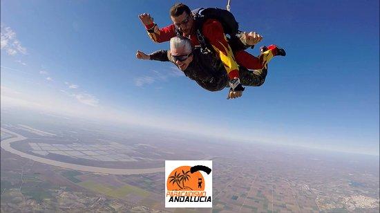 Paracaidismo Andalucia