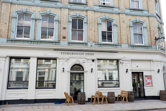The Finborough Arms