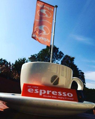 Mijdrecht, เนเธอร์แลนด์: Have a cup of coffee!