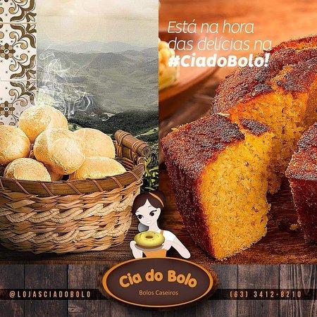 Araguaína, TO: O mais delicioso bolo caseiro da Cidade!