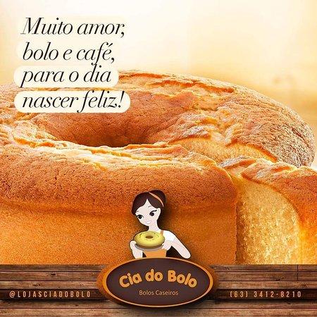 Araguaína, TO: O mais delicioso bolo caseiro!