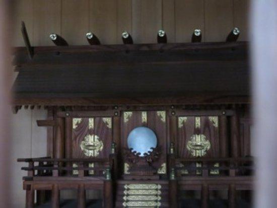 Nakano, Nhật Bản: 祠の中