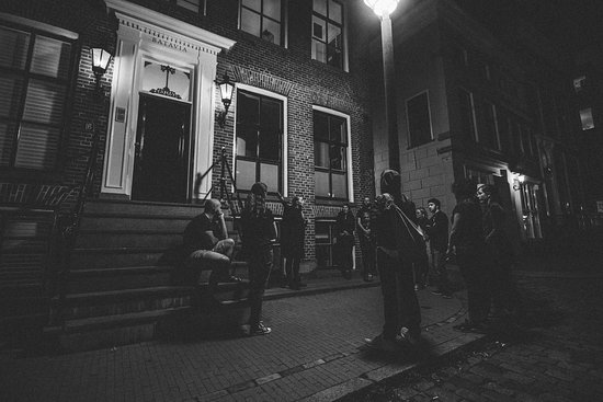 Ghost Tour Groningen: The story of the sad farmer's daughter.