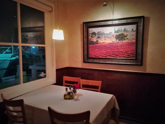 Sapori Italian Restaurant Marina Del Rey Menu Prices Reviews Tripadvisor
