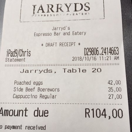 JARRYDS Sea Point: photo2.jpg