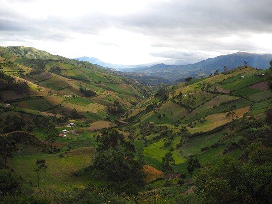 Chugchilan, เอกวาดอร์: A hike in the area!