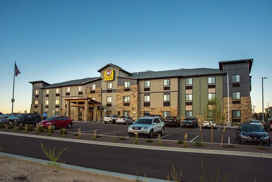 My Place Hotel-Colorado Springs, CO