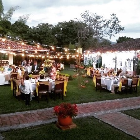 Ginebra, โคลอมเบีย: Evento y reuniones