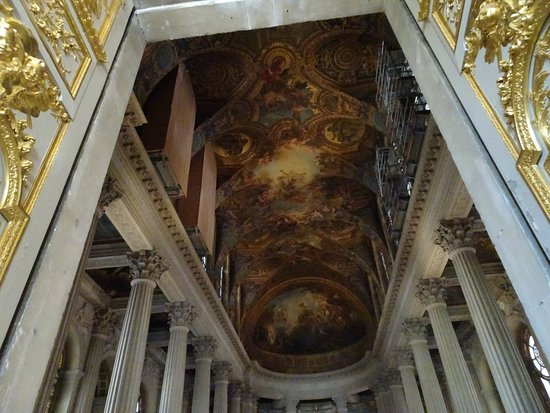 The Royal Chapel: Elegant and costly