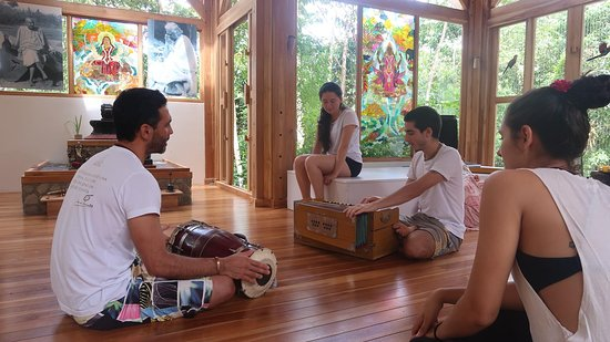 Yoga is another experience that you can live in San Rafael.
