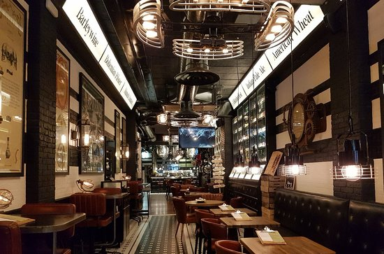 Kraftank: Great beer bar