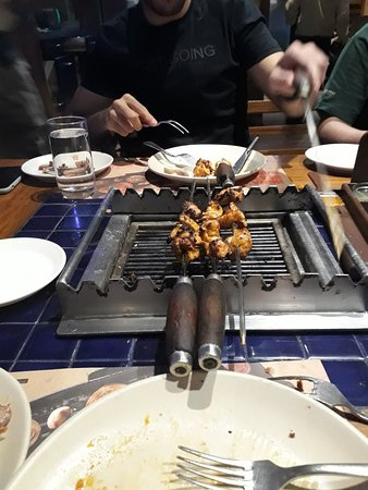 Barbeque Nation, Lucknow - Menu, Prices & Restaurant Reviews