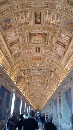 Mayo tours of vatican and sistine chapel