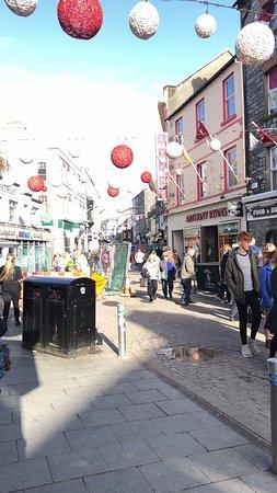 Cliffs of Moher-tour inclusief de Wild Atlantic Way en de stad Galway vanuit Dublin: Galway