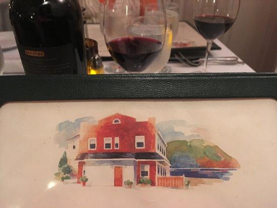 Riverview Restaurant: Fun Menu Graphic