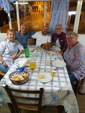 Osteria Al Timone Di Enzo Sacco: 20181009_212718_large.jpg