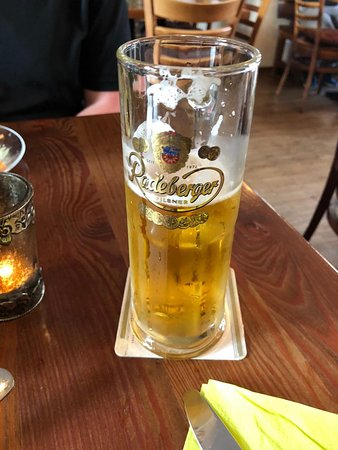 Dreieich, Germany: Pils beer