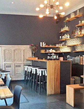 Gastraum - Bild von Einzimmer Küche Bar, Nürnberg - TripAdvisor