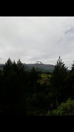 Machachi, Ekwador: Cerro Corazon