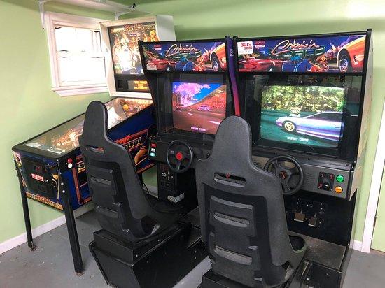 Marmora, Νιού Τζέρσεϊ: WWCG Arcade