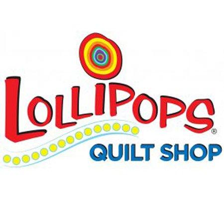 Lollipops Quilt Shop: Logo