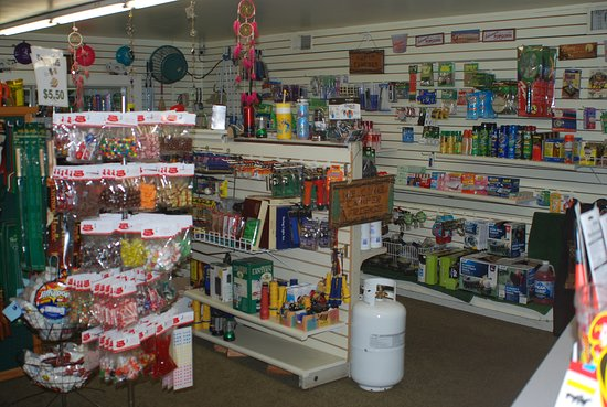 Marmora, Νιού Τζέρσεϊ: WWCG Camp Store