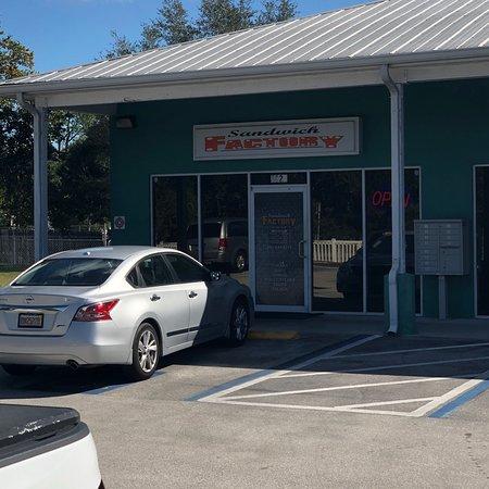 Entrance - Sandwich Factory Photo