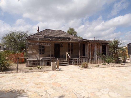 Langtry, Техас: glad it was saved