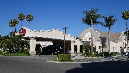 Residence Inn by Marriott Oxnard River Ridge: Main reception area
