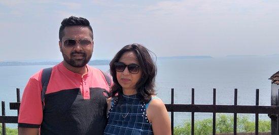 Sinquerim, Indien: 1st Floor View