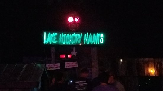 Lake Hickory Haunts