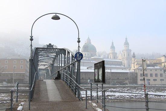 Top-Guide: Зальцбург в утреннем тумане