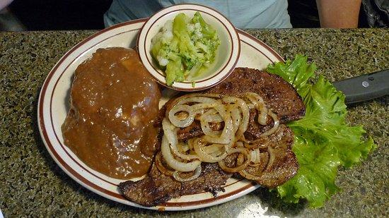 ฟิลล์มอร์, ยูทาห์: Lækker House Steak