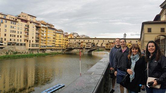 Privétour: Overzicht van de Florence Walking Tour: Great walking tour of Florence!