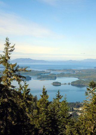 Prince Rupert, Kanada: another view from the top
