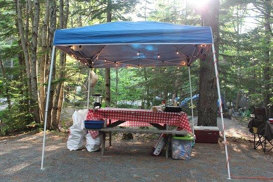 Bar Harbor Campground-bild