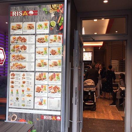 Risa Chicken Berlin Müllerstraße 30 Mitte Bezirk Restaurant