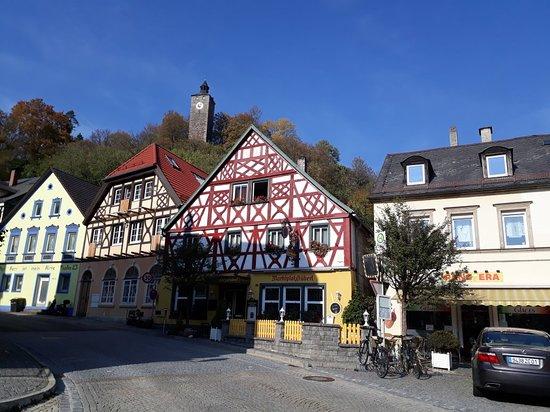 Bad Berneck im Fichtelgebirge, Tyskland: 20181008_150158_large.jpg