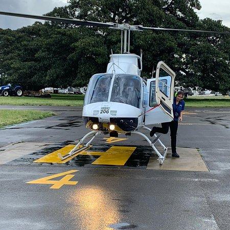 Фотография Blue Sky Helicopters