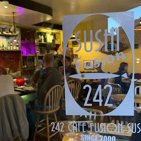 242 Cafe Fusion Sushi صورة فوتوغرافية
