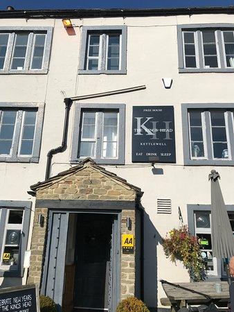 Kettlewell, UK: Kings Head exterior 1