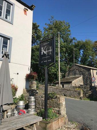 Kettlewell, UK: Kings Head exterior 2