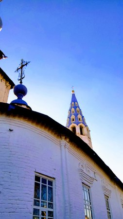 Palekh, รัสเซีย: купола