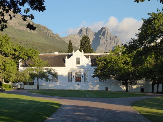 Great place to relax in Stellenbosch