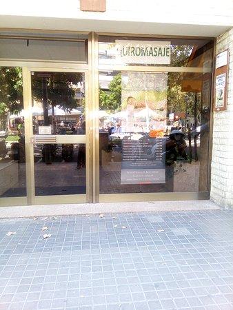 Centro de Quiromasajes Poblenou